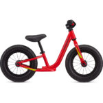 Specialized Hotwalk kids bike in vibrant red
