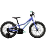 Trek Precaliber Kids bike in blue