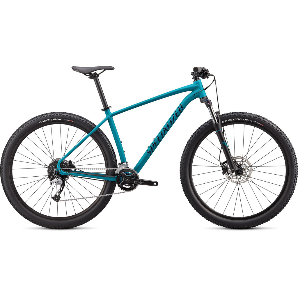 Specialized Rockhopper 2021 in Satin Aqua